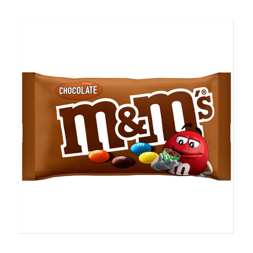 Mars MandM's Chocolate Bag