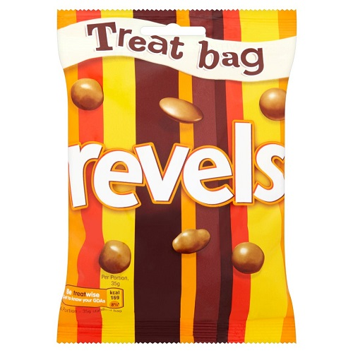Mars Revels Treat Bag