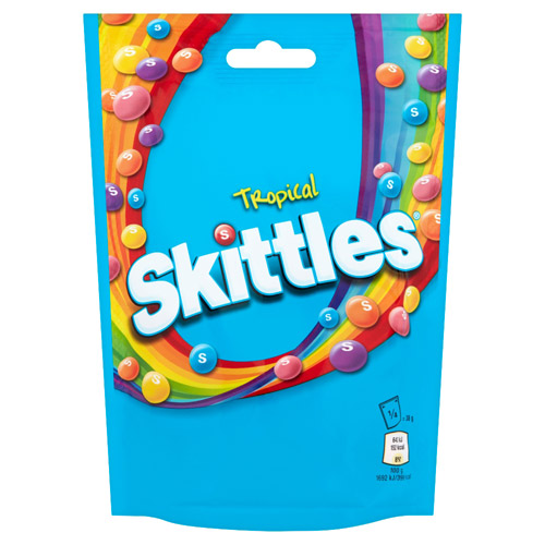 Mars Skittles Tropical Pouch