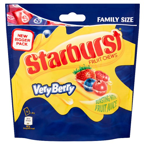 Mars Starburst Very Berry Pouch