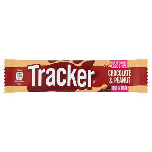 Mars Tracker Chocolate Chip Cereal Bar