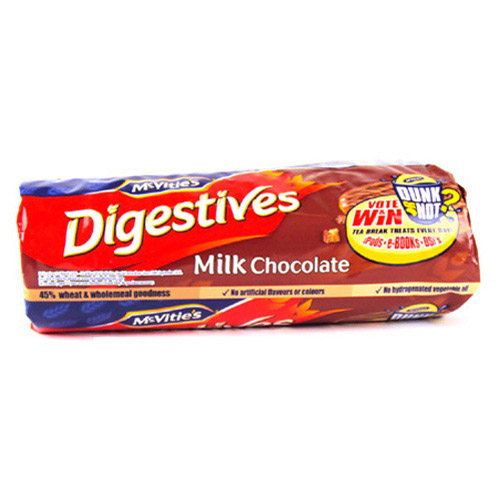 McVities Milk Chocolate Digestives