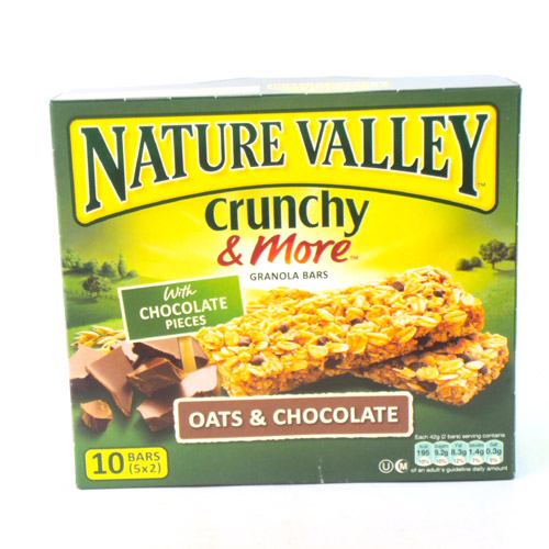 Nature Valley Oats And Chocolate