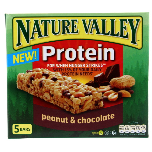 Nature Valley Protein Peanut And Chocolate