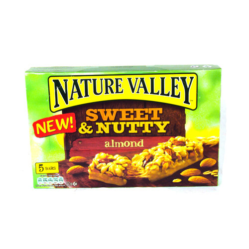 Nature Valley Sweet And Nutty Almond