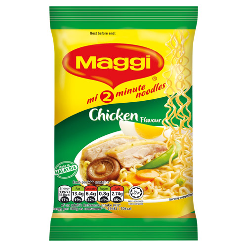 Nestle Maggi 2 Minue Chicken