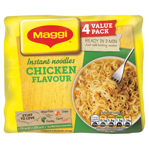 Nestle Maggi 3 Minute Instant Noodle Chicken