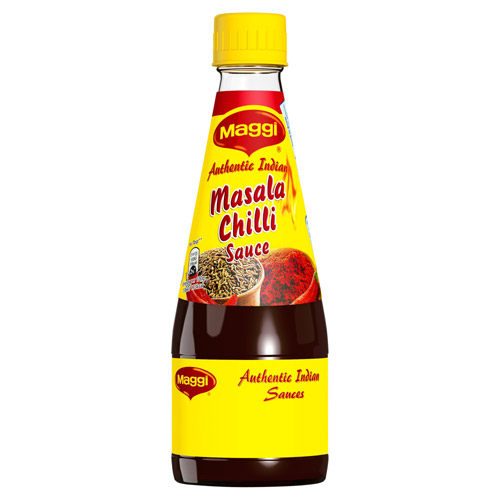 Nestle Maggi Sauce Masala Chilli Bottle