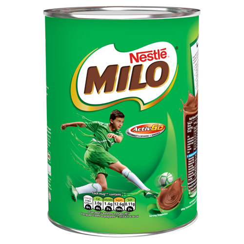 Nestle Milo Instant Malt Chocolate