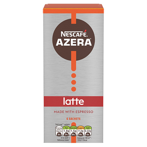 Nestle Nescafe Azera Latte