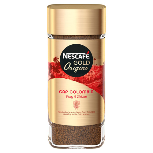 Nestle Nescafe Cappuccino Colombie Signature Jar