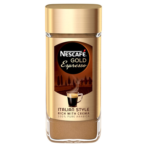 Nestle Nescafe Espresso Signature