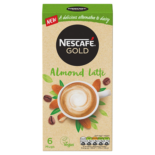 Nestle Nescafe Gold Almond Latte