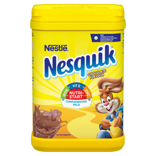 Nestle Nesquik Chocolate Tub