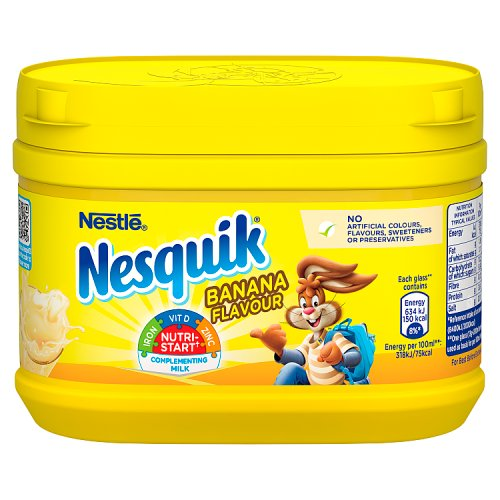 Nestle Nesquik Powder Banana