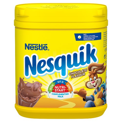 Nestle Nesquik Powder Chocolate