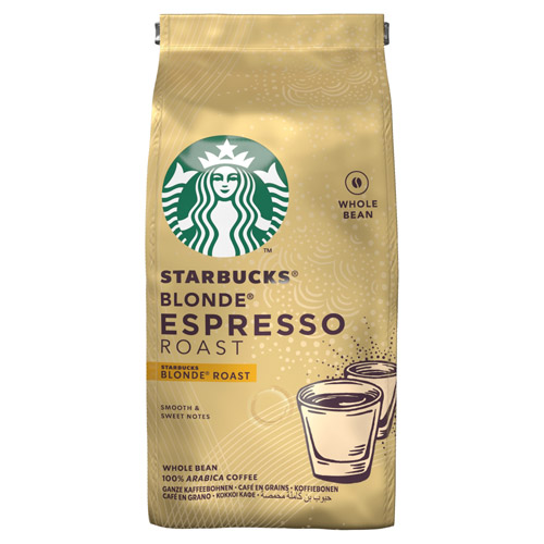 Nestle Starbucks Blonde Espresso