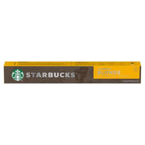 Nestle Starbucks Blonde Espresso Roast