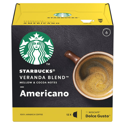 Nestle Starbucks Blonde Veranda