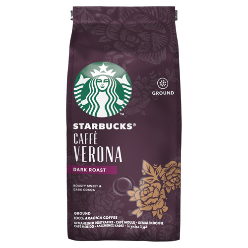 Nestle Starbucks Dark Caffe Verona