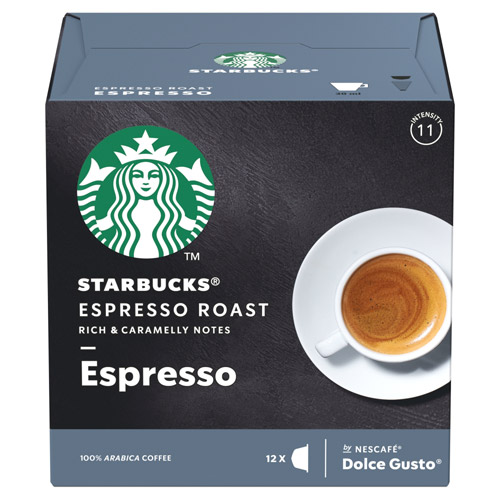 Nestle Starbucks Dark Espresso Roast