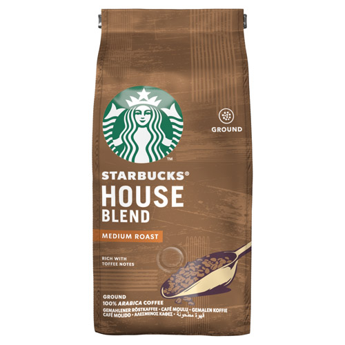 Nestle Starbucks Medium House Blend