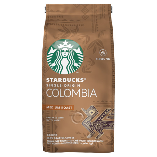 Nestle Starbucks Medium So Colombia