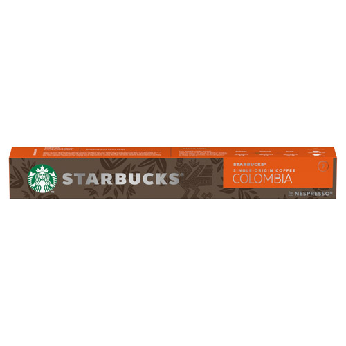 Nestle Starbucks So Colombia