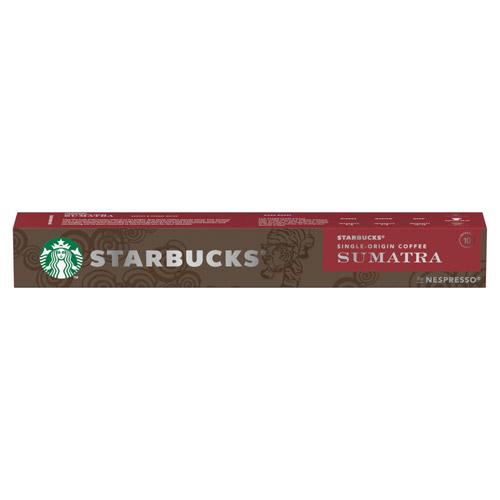 Nestle Starbucks So Sumatra