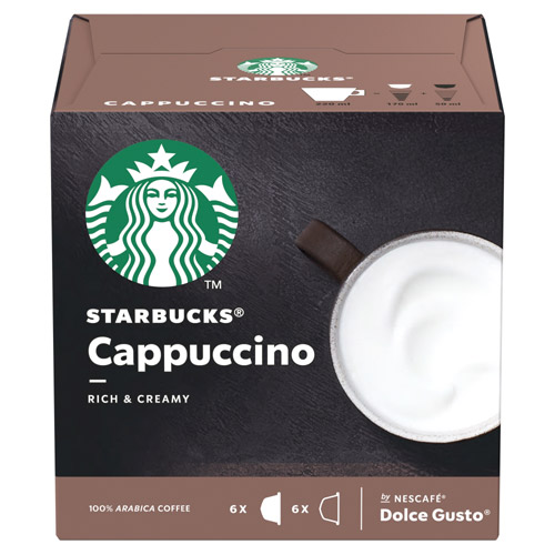 Nestle Starbucks White Cappuccino