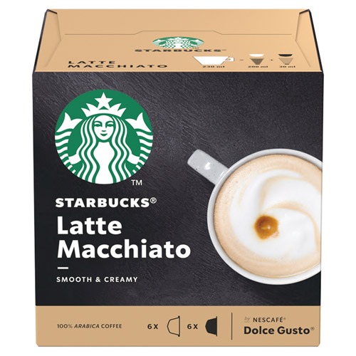 Nestle Starbucks White Latte Macchiato