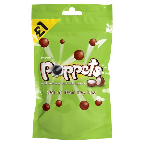 Paynes  Poppets Mint Creams Pouch