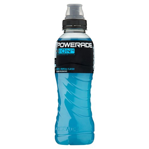 Powerade  Berry And Tropical