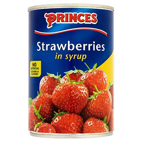 Princes Stawberries In Syrup