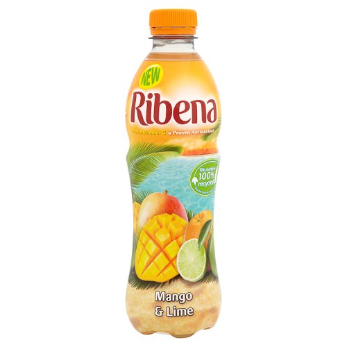 Ribena Mango And Lime