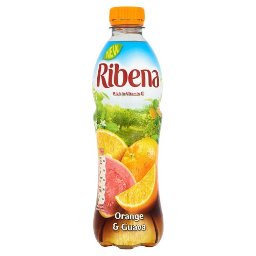 Ribena Orange And Guava