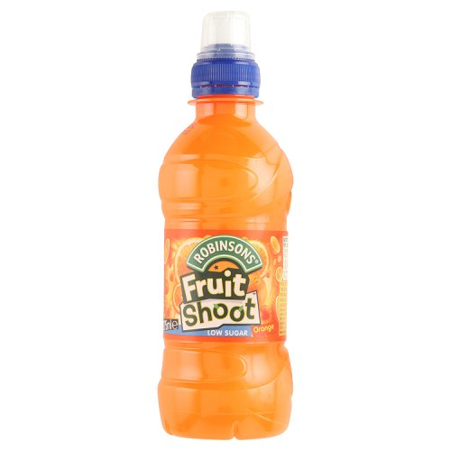 Robinsons Fruit Shoot Orange Low Sugar