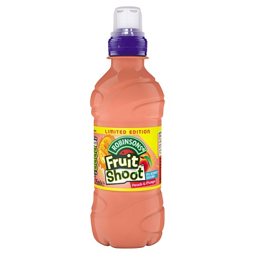 Robinsons Fruit Shoot Peach And Mango No Added Sugar