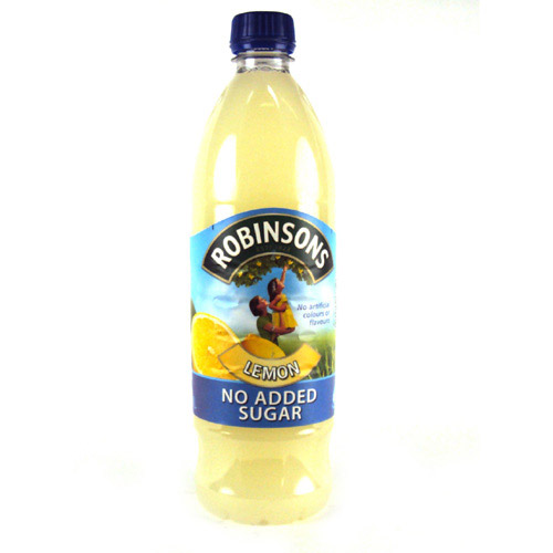 Robinsons Lemon Fruit Squash No Added Sugar