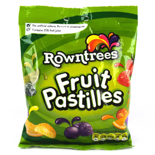 Rowntrees Fruit Pastilles Bag
