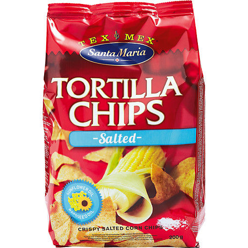 Santa Maria  Tortilla Chips Salted