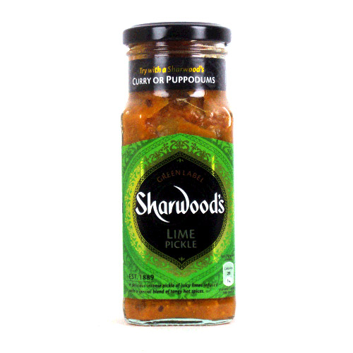 Sharwoods Lime Pickle
