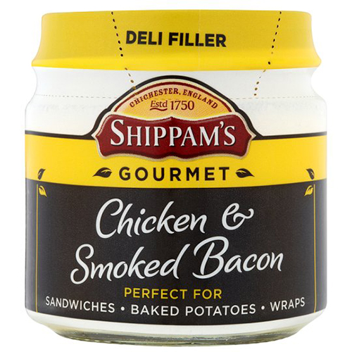Shippams Gourmet Chicken And Smoked Bacon