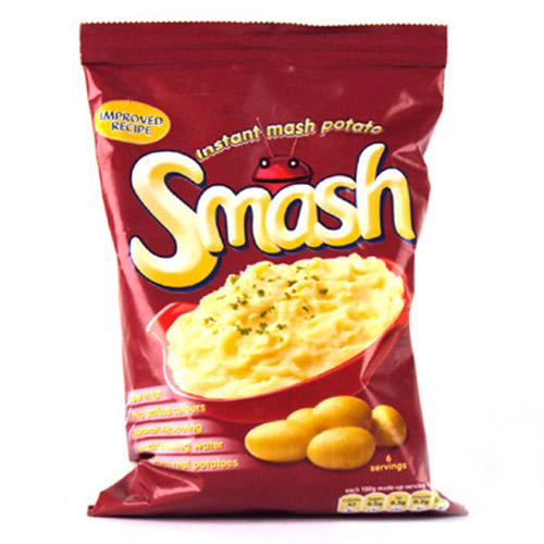 Smash Smash Instant Mash Potato