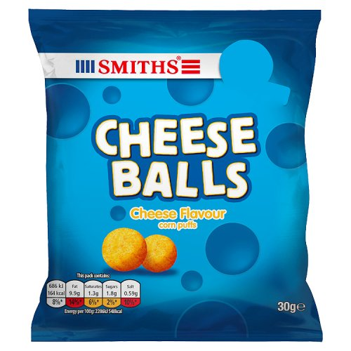 Smiths Cheese Balls