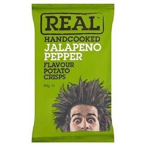 Tayto Real Jalepeno Pepper
