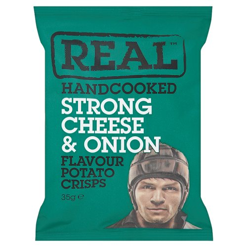 Tayto Real Strong Cheese And Onion