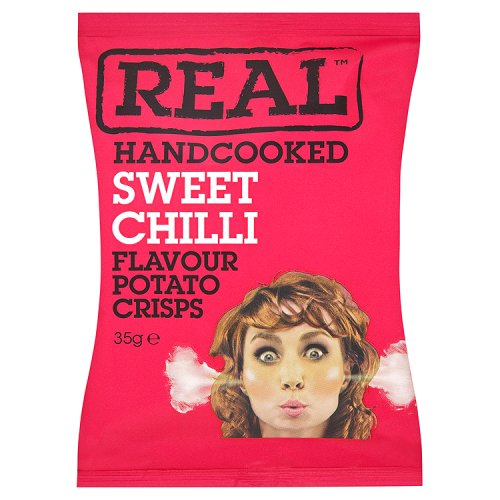 Tayto Real Sweet Chilli