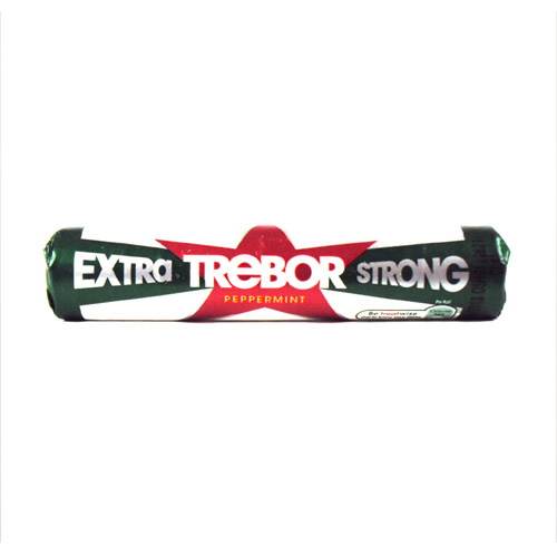 Trebor Extra Strong Peppermint Roll