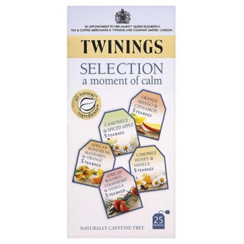 Twinings A Moment Of Calm Selection 25s